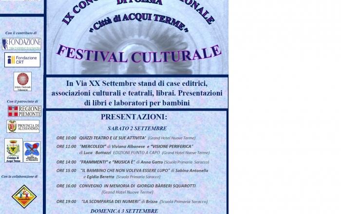 Rientro dalla vacanze con EquAzione: dalla Vendemmia al Festival Culturale